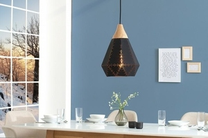 Závěsná lampa INVICTA SCANDINAVIA I - černá small 4