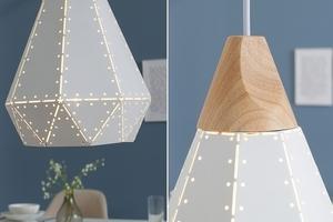 Závěsná lampa INVICTA SCANDINAVIA I - bílá small 1
