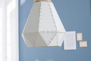 Závěsná lampa INVICTA SCANDINAVIA I - bílá small 3