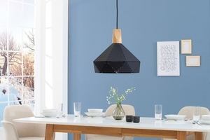 Závěsná lampa INVICTA SCANDINAVIA II - černá small 3