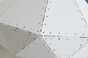 Závěsná lampa INVICTA SCANDINAVIA II - bílá small 1