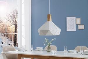 Závěsná lampa INVICTA SCANDINAVIA II - bílá small 3