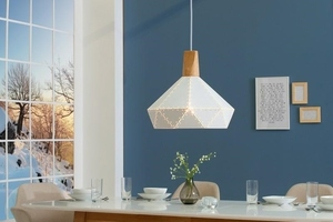 Závěsná lampa INVICTA SCANDINAVIA II - bílá small 4