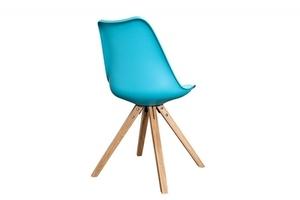 Tyrkysová židle INVICTA SCANDINAVIA small 3