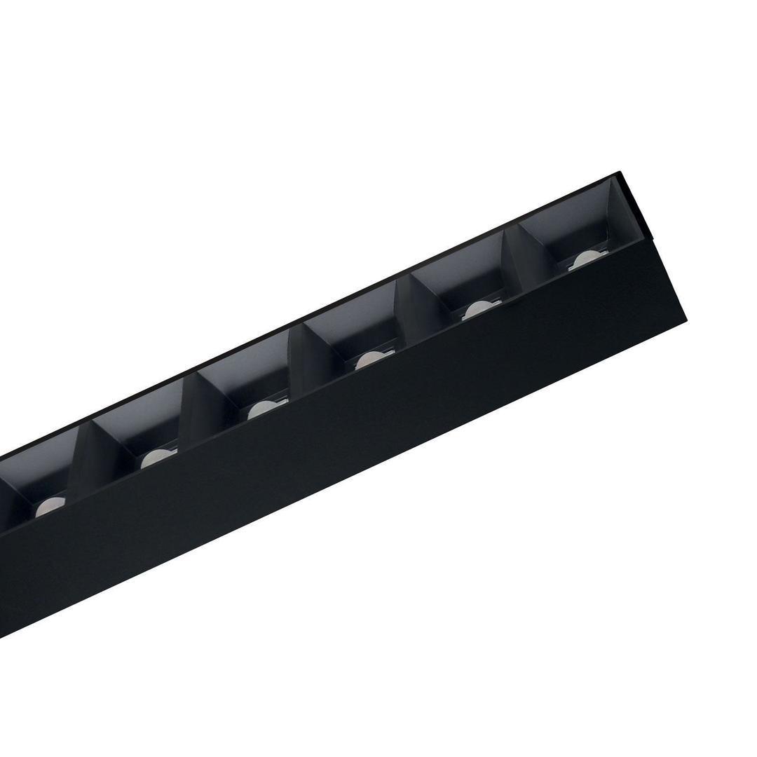 Allday Inspire Two Sides Dark Light 50st Black Tw 55w 230v 112cm Black Dali