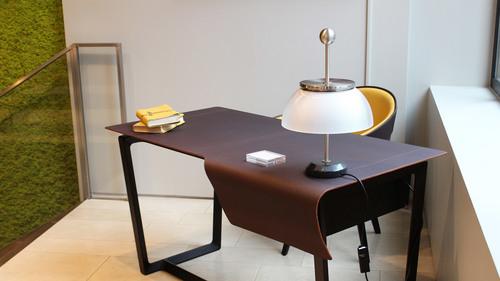 Artemide Alfa 0026010A stolní lampa