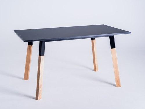 Jídelní stůl PRATO 140 - černý