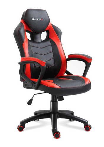 Mimořádně pohodlné herní židle HZ-Force 2.5 Red