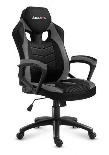 Mimořádně pohodlné herní židle HZ-Force 2.5 Gray Mesh