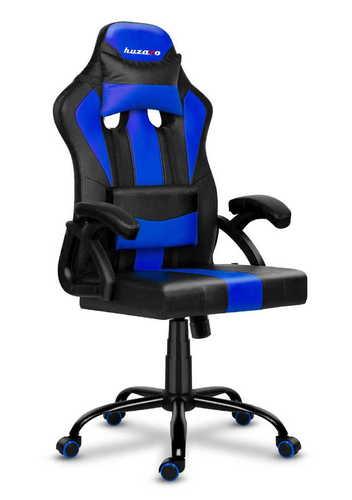 Mimořádně pohodlné herní židle HZ-Force 3.0 BLUE