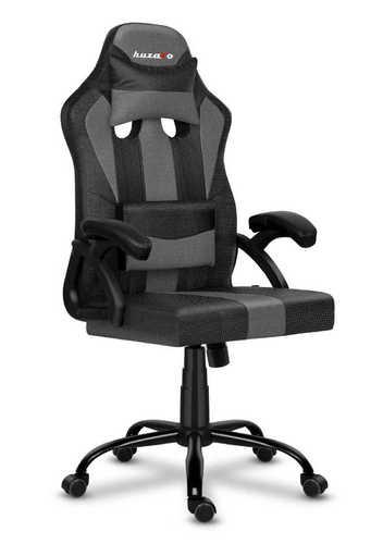 Mimořádně pohodlné herní židle HZ-Force 3.0 Gray Mesh