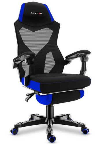 Mimořádně pohodlné herní židle HZ-Combat 3.0 Blue