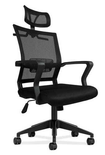MA-Manager 2.5 Černá kancelářská židle