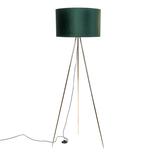 Stojací lampa Inga H06 Gd Gr
