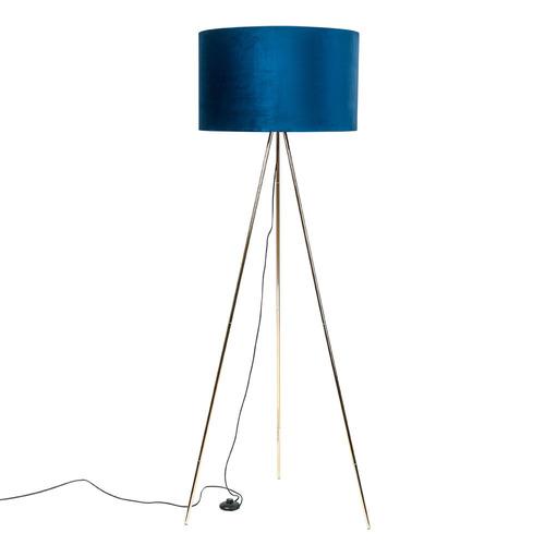 Stojací lampa Inga H06 Gd Bk