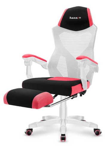 Vysoce pohodlné herní křeslo HUZARO COMBAT 3.0 Pink