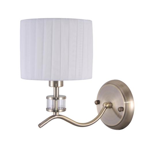 Starožitná klasická nástěnná lampa Ferlena E14
