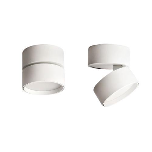 Přisazené svítidlo Abigali 18W 90RA 120 ° White WW