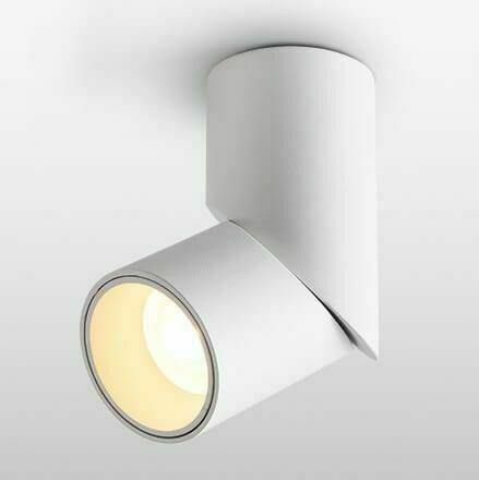 Stropní bodové světlo Abigali LED nastavitelné kulaté 15W bílé