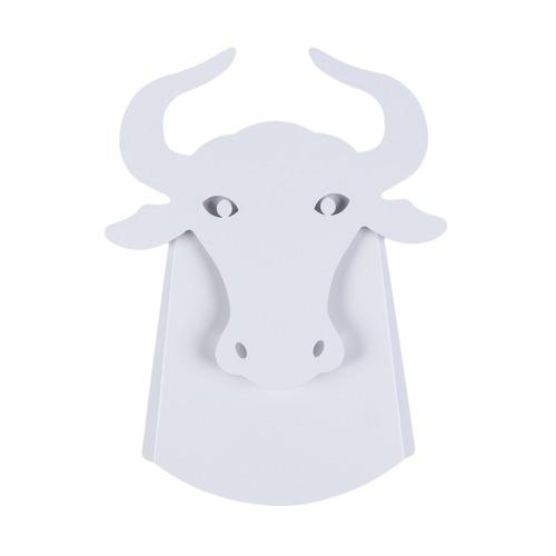 Nástěnná lampa Taurus Abigali Bull White