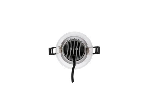 Zapuštěné bodové svítidlo Blaupunkt LED 7 W, teplé barvy