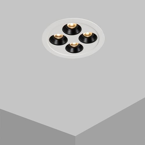 Zapuštěné stropní svítidlo DROP RD4