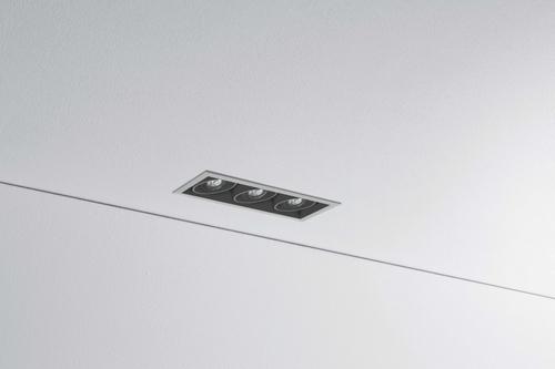 Zapuštěné stropní svítidlo ERO RD1