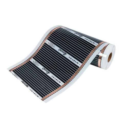 Greenie Heat infračervená topná fólie 220W / m2 (topná rohož) 1 metr