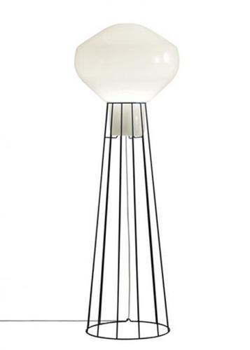 Stojací lampa Fabbian AEROSTAT F27C0324