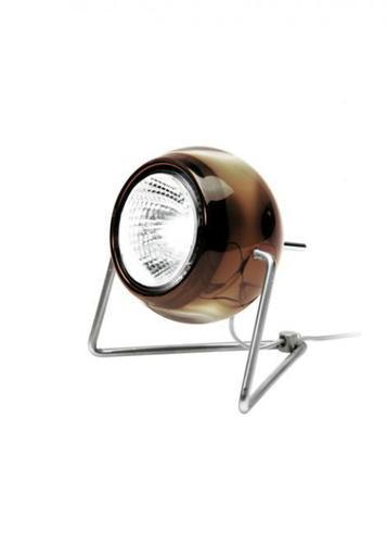 Stolní lampa Fabbian BELUGA D57B0341 Měď