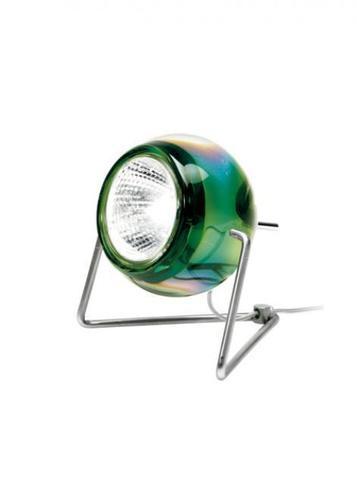 Stolní lampa Fabbian BELUGA D57B0343 Zelená