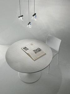 Závěsná lampa Fabbian TRIPLA F41A0121 Antracit small 2