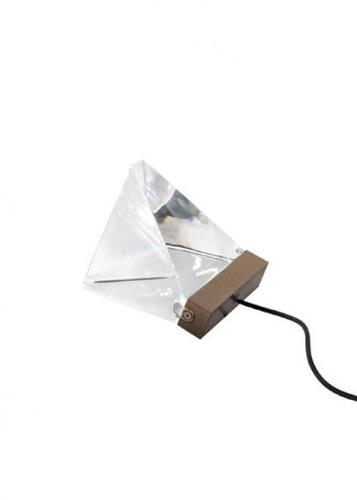 Stolní lampa Fabbian TRIPLA F41B0176 Bronz
