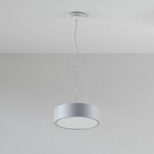 Závěsná LED ABA 300 23W / 2231lm / 3000K, 230V, hliník stříbrná (matná struktura) RAL 9006