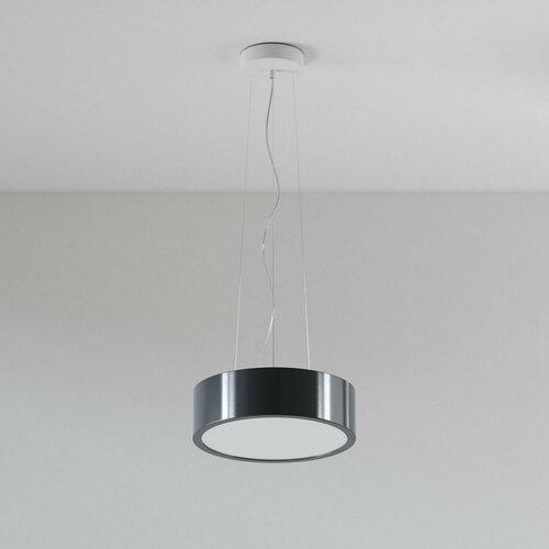 Závěsná LED ABA 300 23W / 2231lm / 3000K, 230V, grafitově šedá (lesklá) RAL 7024