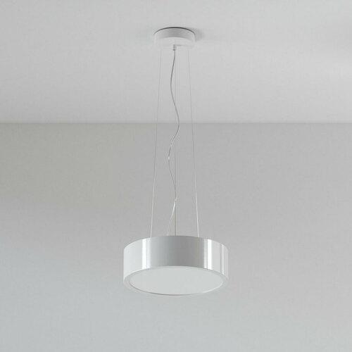 Závěsná LED ABA 350 23W / 2231lm / 3000K, 230V, bílá (lesklá) RAL 9003