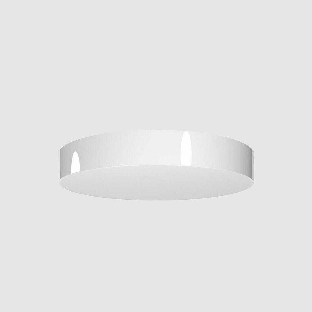 Strop ABA PREMIUM 600, LED PHILIPS LV 49,5W / 6050lm / 4000K, 230V, bílá (lesklá) RAL 9003