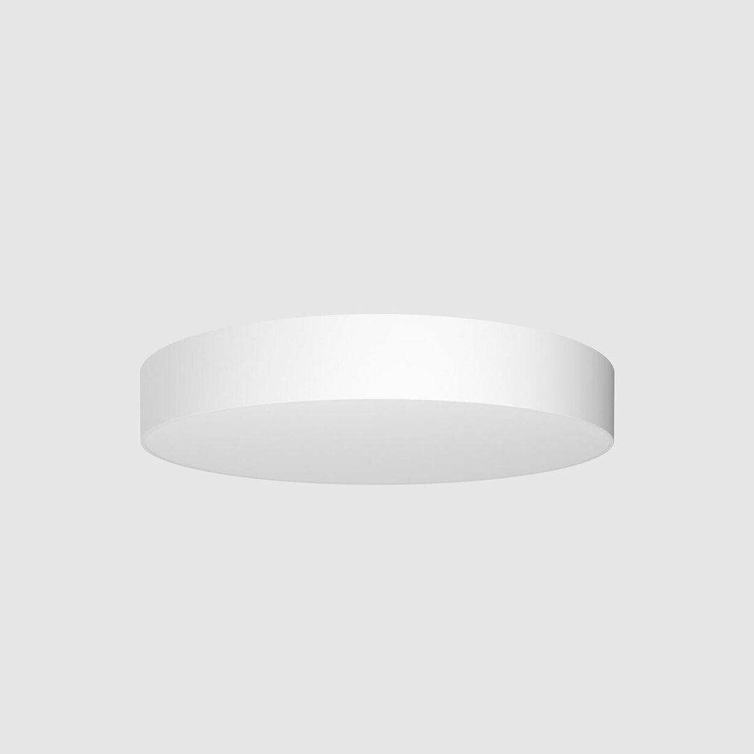 Strop ABA PREMIUM 600, LED PHILIPS LV 49,5W / 6050lm / 4000K / TD, 230V, bílá (matná struktura) RAL 9003