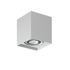 Strop ALEJO S1 max. 1x35W, GU10, 230V, stříbrná hliník (matná struktura) RAL 9006 small 0