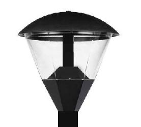 Zahradní lucerna (51,5cm) - LUNA STREET 21 (7W LED IP65 4000k)