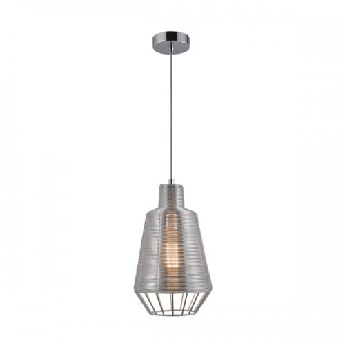 LAMPA WEWNĘTRZNA (WISZĄCA) ZUMA LINE WIRE PENDANT MD1712-1A-Silver