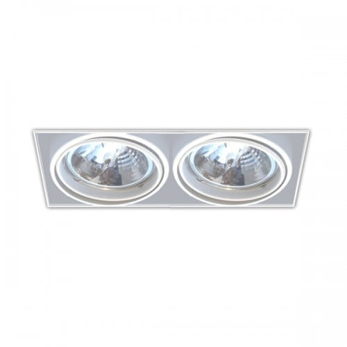 LAMPA WEWNĘTRZNA (SPOT) ZUMA LINE ONEON DL 111-2 SPOT 94364-WH