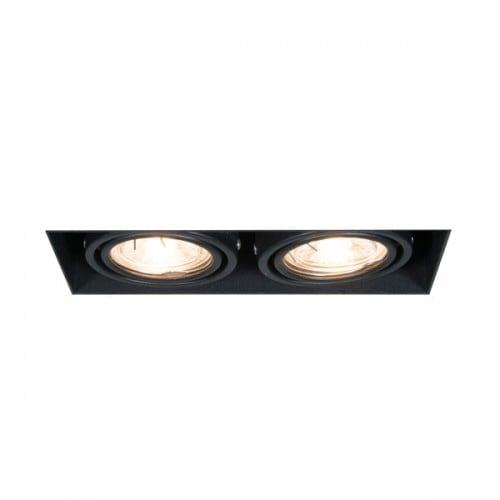 LAMPA WEWNĘTRZNA (SPOT) ZUMA LINE ONEON DL 50-2 SPOT 94362-BK