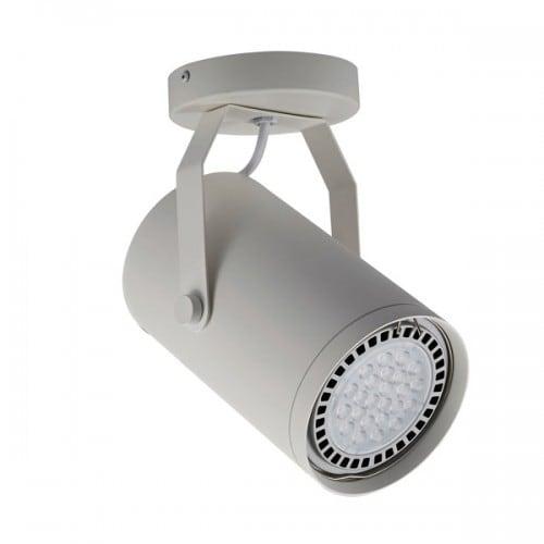 VNITŘNÍ LAMP (KINKIET) ZUMA LINE BOX CL WALL GU10-AR111 20040 WH WHITE