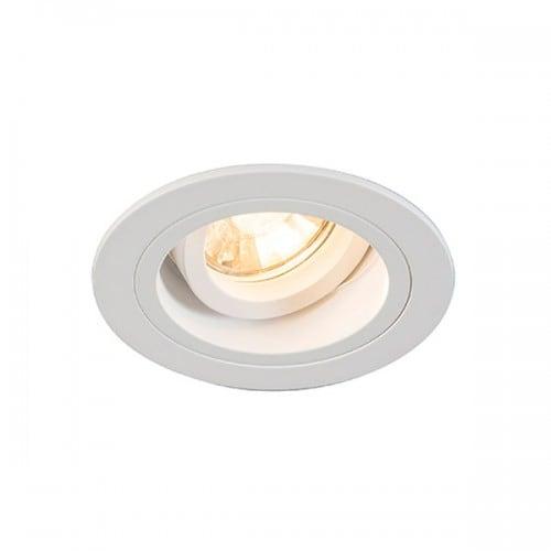 LAMPA WEWNĘTRZNA (SPOT) ZUMA LINE CHUCK DL ROUND 92699 (white)