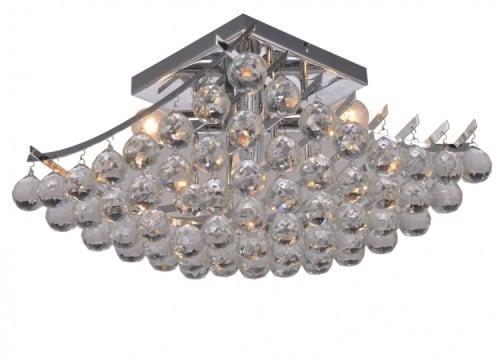 LAMPA WEWNĘTRZNA (SUFITOWA) ZUMA LINE MEDEL CEILING RLX94188-4