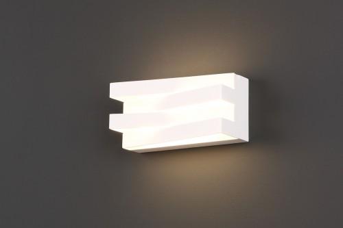 Araxa nástěnná lampa bílá
