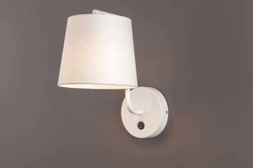 Nástěnná lampa CHICAGO WH