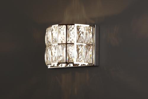 Nástěnná lampa DIAMANTE II