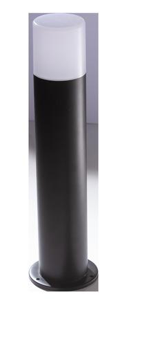 Zahradní lampa Azzardo SORANO 700 BK